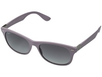 Ray Ban Rb4207 Liteforce 55Mm Matte Antique Pink Fashion Sunglasses Gray