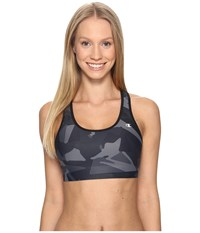 Champion Absolute Bra Blur Block Camo Black Women's Bra