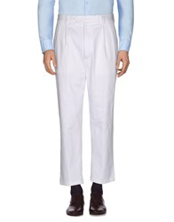 Lc23 Casual Pants White