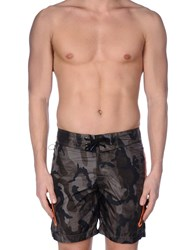 Rrd Swim Trunks Cocoa