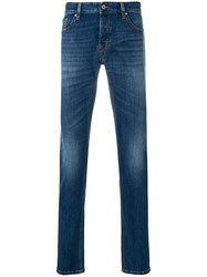 Just Cavalli Casual Slim Fit Jeans Cotton Spandex Elastane Polyester Blue