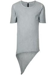 First Aid To The Injured Patella T Shirt Grey