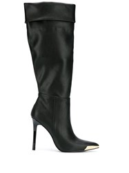 Versace Jeans Couture Pointed Knee Length Boots 60
