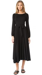 Rachel Pally Marston Reversible Dress Black