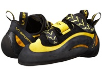 La Sportiva Miura Vs Yellow Black Climbing Shoes