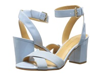 Enzo Angiolini Gabele Light Blue Light Blue Women's Dress Sandals