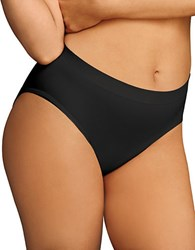 Maidenform 2 Pack Everyday Control Briefs Black