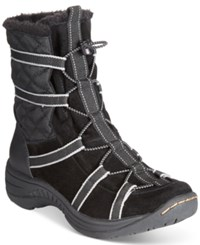 Bare Traps Radha Mid Shaft Boots Women's Shoes Black