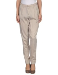Fifth Avenue Shoe Repair Casual Pants Beige
