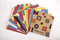 Thomas Paul Thomaspaul Signal Flags Napkin Set Of 12