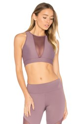 Onzie Briana Sports Bra Purple