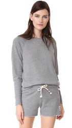 Sol Angeles Essential Sweatshirt Heather