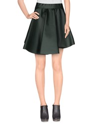 Amy Gee Skirts Knee Length Skirts Women Black