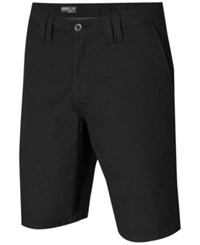 O'neill Men's Delta Pinstripe Shorts Black