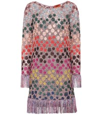 Missoni Brocade Dress Multicoloured
