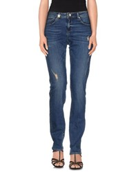 Maggie Denim Denim Trousers Women Blue