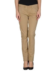 Rifle Casual Pants Camel
