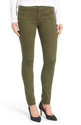 Kut From The Kloth Women's 'Diana' Colored Denim Skinny Jeans
