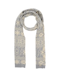 Atelier Fixdesign Oblong Scarves Grey