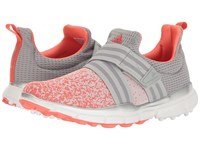 Adidas Climacool Knit Light Onix Clear Onix Easy Coral Women's Golf Shoes Pink