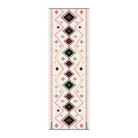 Hibernica Kathmandu Abstract Vinyl Floor Mat Multi