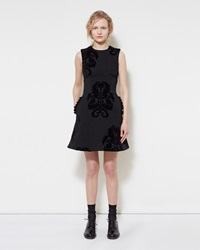 Simone Rocha Baroque Tapestry Dress
