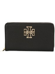 Tory Burch All Around Zip Wallet Black