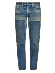 Simon Miller M001 Keene Narrow Fit Jeans Mid Blue