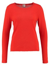 Ftc Jumper Spicy Orange Red