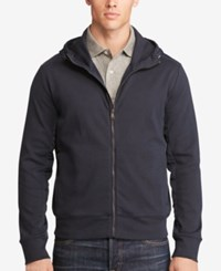 Polo Ralph Lauren Men's Big And Tall Paneled Hoodie Navy