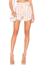 Rails Katy Short White