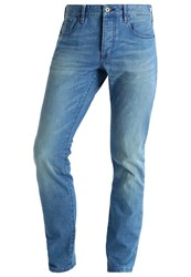 Scotch And Soda Ralston Slim Fit Jeans Rebel Punch Light Blue