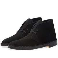 Clarks Originals Desert Boot Black