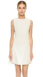 Alexander Wang Peplum Back Dress Skull