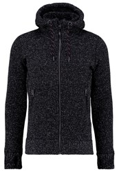 Superdry Expedition Cardigan Black Grit