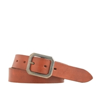 J.Crew Wallace And Barnes Distressed Leather Belt Medium Brown