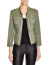 Guess Military Cargo Jacket Army Green