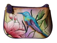Anuschka 1107 Spring Passion Coin Purse Multi