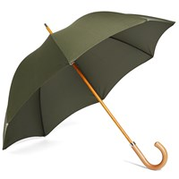 London Undercover City Gent Telescopic Umbrella Green