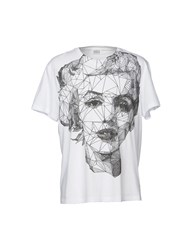 Hosio T Shirts White
