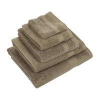 Christy Bamford Towel Pecan Neutral