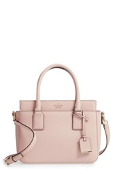 Kate Spade New York Cameron Street Small Sally Leather Satchel Brown Toasted Wheat