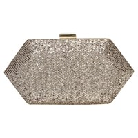 Miss Kg Jewel Box Clutch Bag