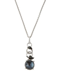 Stephen Webster Poison Ivy Round Drop Pendant Necklace