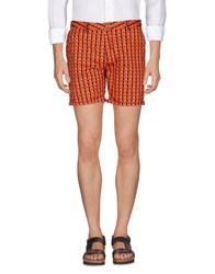 Scotch And Soda Shorts Red