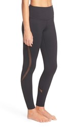 Zella Women's 'Sheer To Here' High Rise Leggings