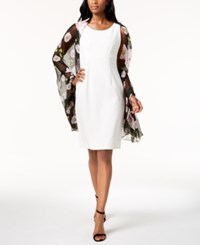 Inc International Concepts I.N.C. Bold Blooms Wrap Created For Macy's Multi