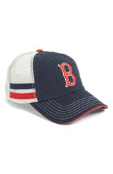 Men's American Needle 'Foundry Boston Red Sox' Mesh Back Baseball Cap