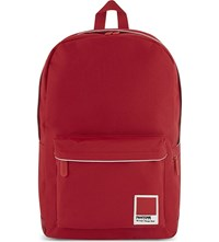 Pantone Large Backpack Red