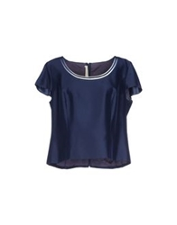 Northland Blouses Dark Blue